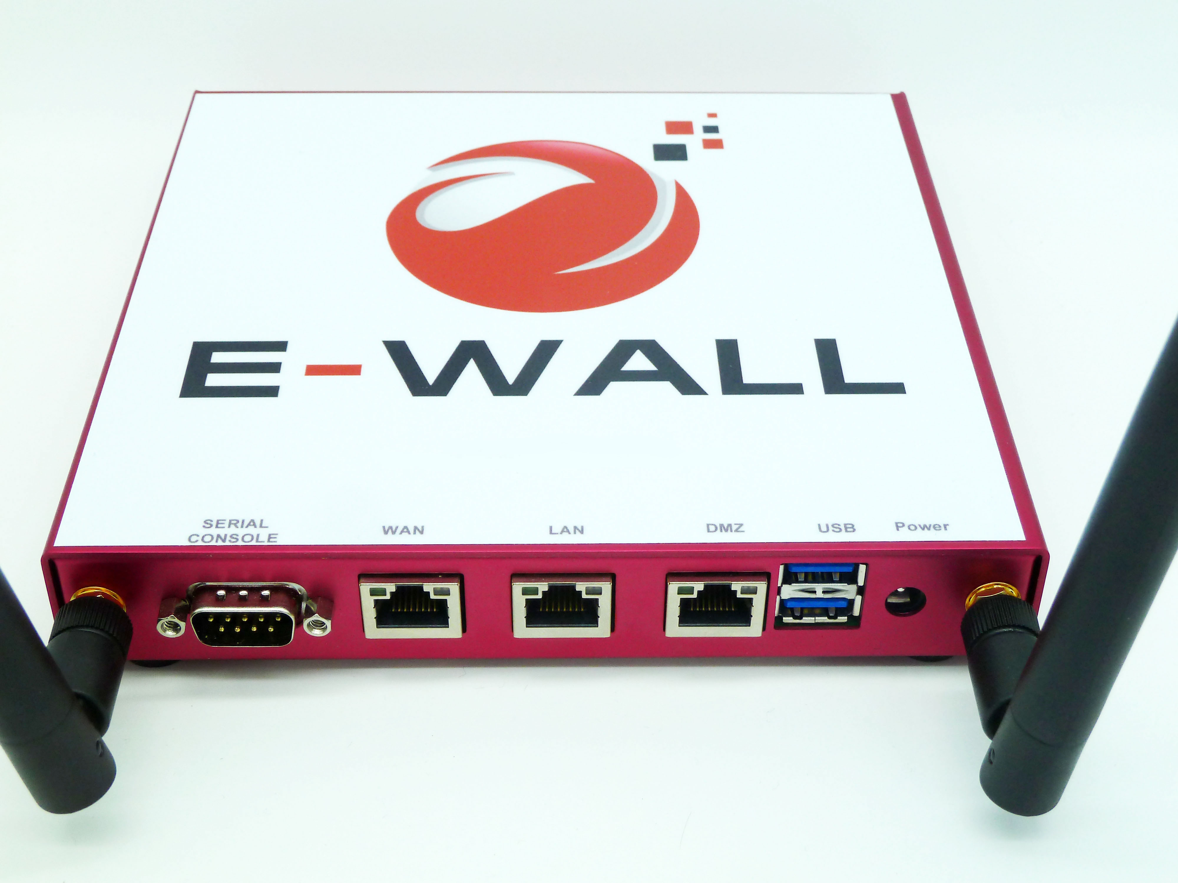 Firewall Open Source with WIFI b/g/n card