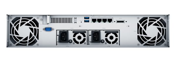 Synology RS1221+ Arriere